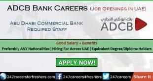 ADCB Careers