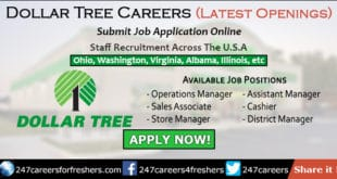 Dollar Tree Careers
