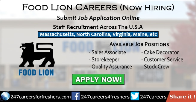 Food Lion Careers