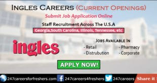 Ingles Careers