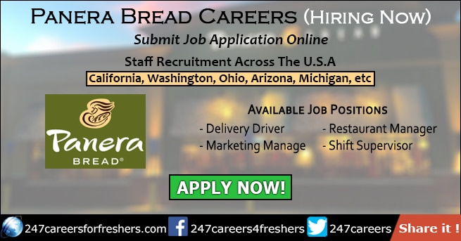 Panera Bread Careers